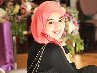 Nafeesa Salar, CEO and founder of Salar Event Planning