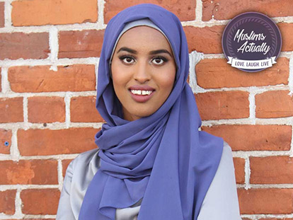 Asha Siad is an award-winning Somali-Canadian journalist.